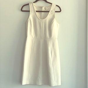 J. Crew sleeveless crepe dress